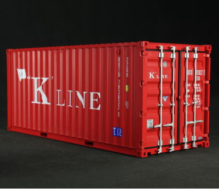 20ftcontainer model