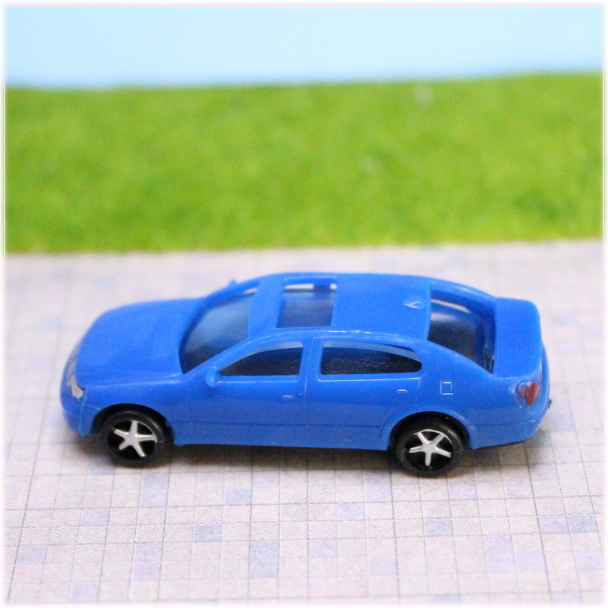 1/100車模型