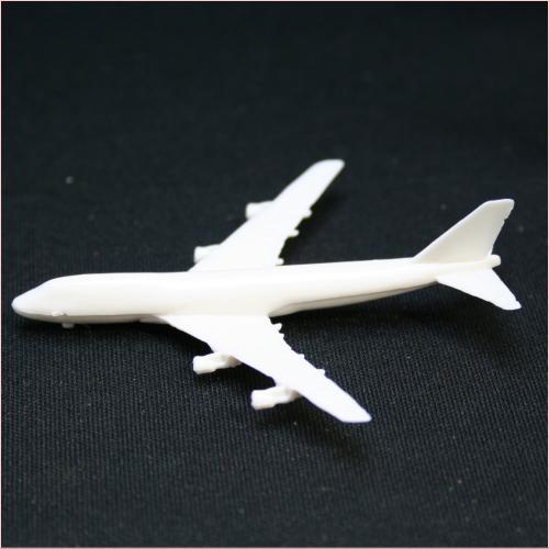 建築模型飛行機