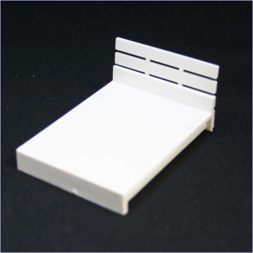 ベッドの模型