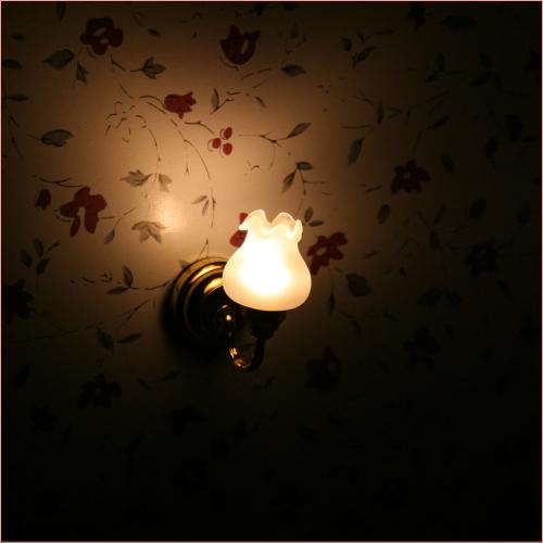 ジオラマ照明