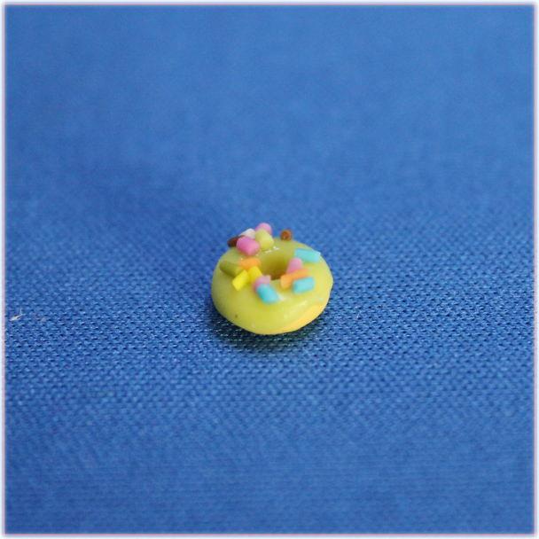 ピスタチオドーナツおもちゃの家パーツ
