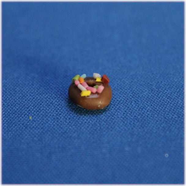 チョコドーナツドールハウス小物