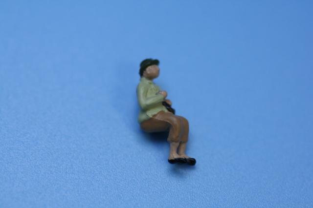 HOスケール人形