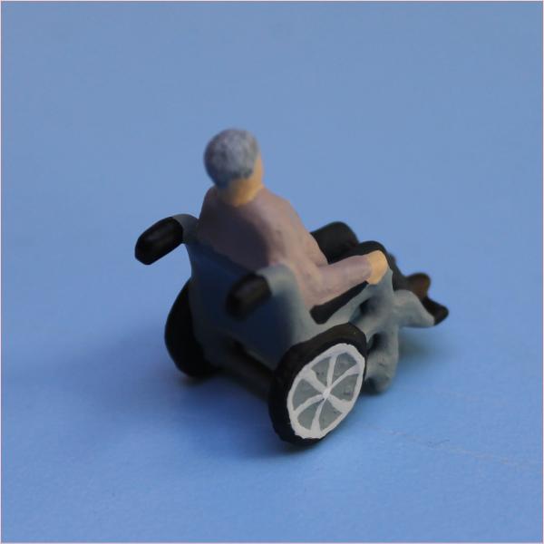 車いす模型