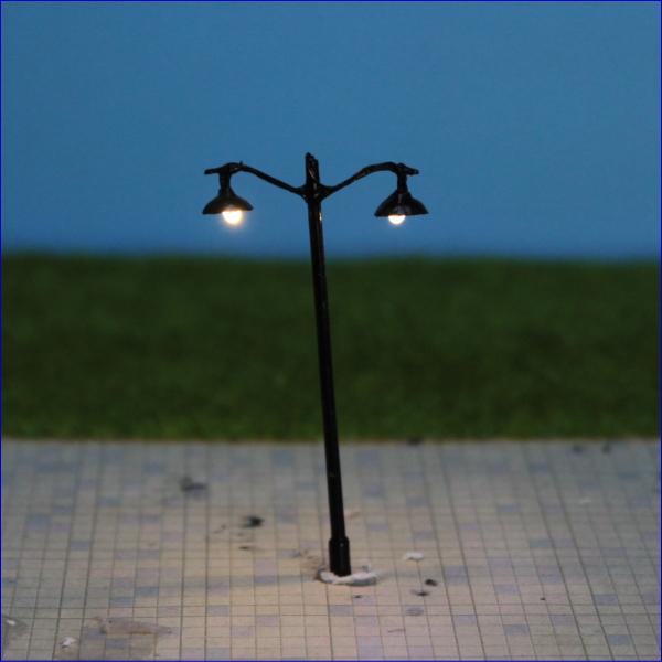 LED街灯自作