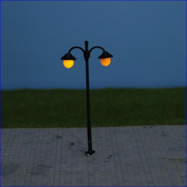 Nゲージ用街灯