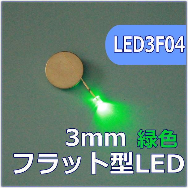 ミニチュア用LED