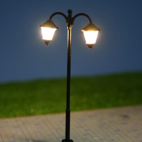 LEDミニチュア街路灯