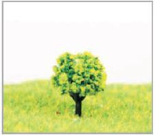 住宅模型用樹木