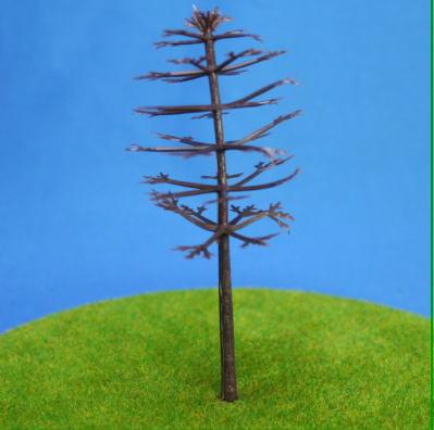 模型植栽自作