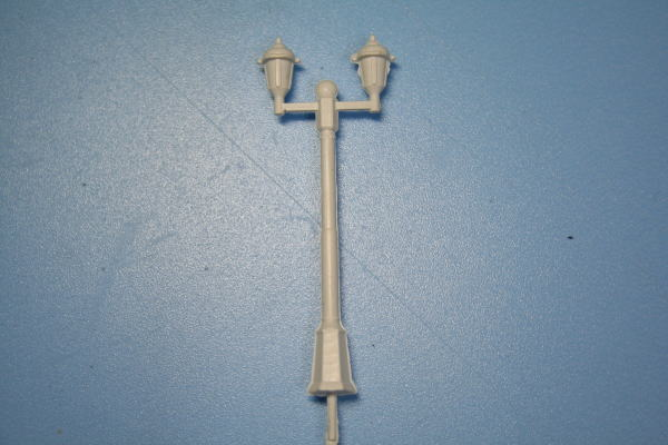 レイアウト街灯