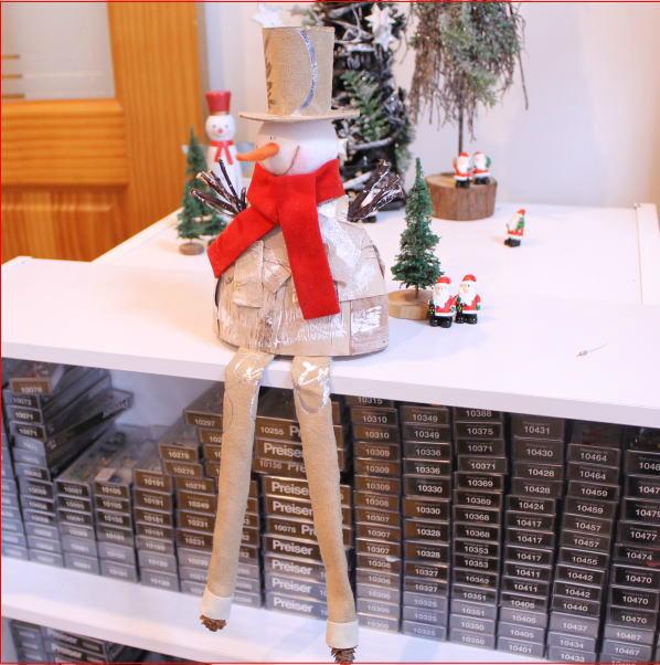 クリスマス装飾