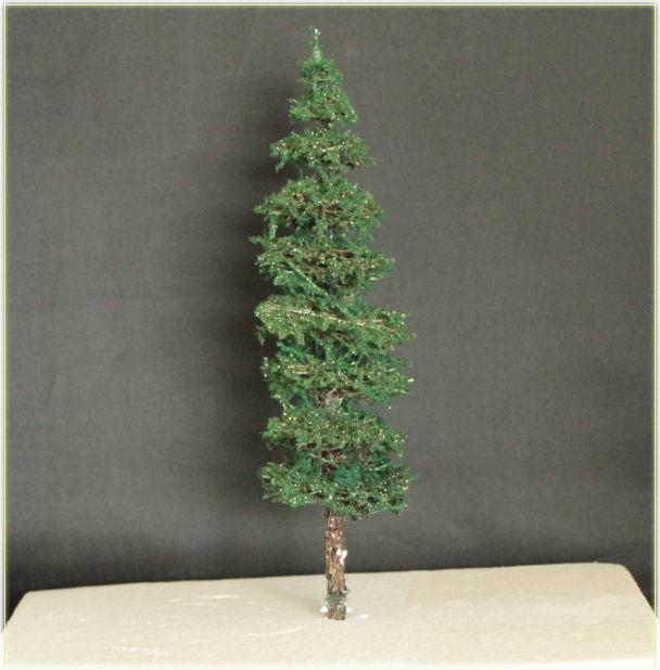 モミの木模型