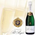 【限定60本】ポル・ロジェ社「ブリュット・レゼルヴ」シャンパン【ロイヤル・ウェディングで使用】