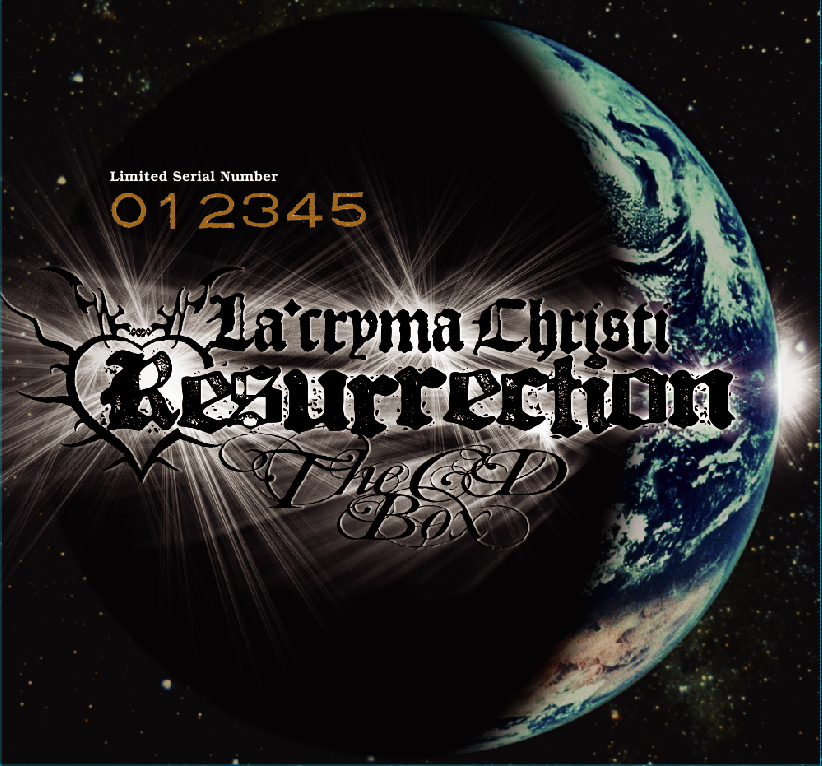 La'cryma Christi Resurrection -THE CD BOX- / La'cryma Christi