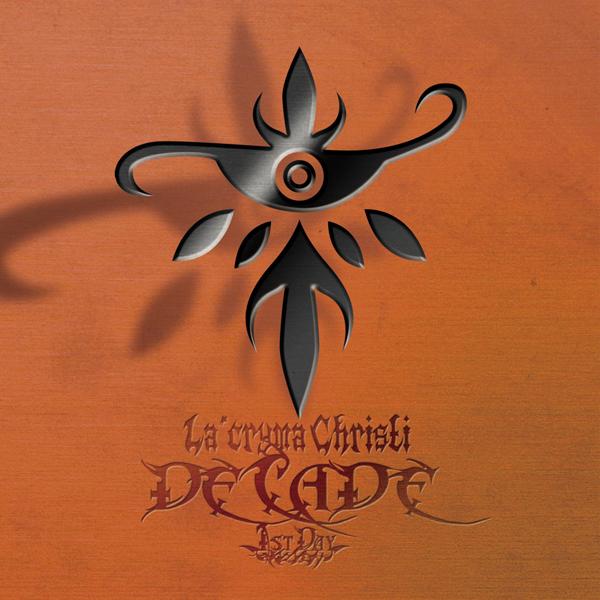 """The 10th Anniversary Live """"DECADE"""" 1st Day / La'cryma Christi 【2CD】"""