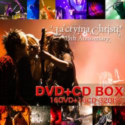 La'cryma Christi 15th Anniversary Live -Special DVD+CD BOX-
