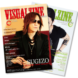 ������̵���� VISUALZINE ����۷� Vol.5 (ɽ��:SUGIZO/��-MIYAVI-) ��BOOK��
