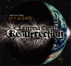La'cryma Christi Resurrection -THE CD BOX- / La'cryma Christi