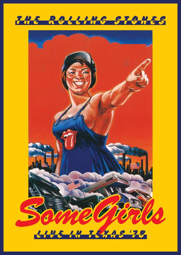 サム・ガールズ・ライヴ・イン・テキサス'78 / ザ・ローリング・ストーンズ【初回限定盤Blu-ray+CD】