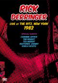 ライヴ・アット・ザ・リッツ ニューヨーク 1982 / リック・デリンジャー 【DVD】
