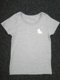 【Lacry】レディース / Tシャツ (グレー)