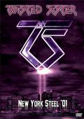 ニューヨーク・スティール 2001 / トゥイステッド・シスター【初回限定盤DVD+CD】