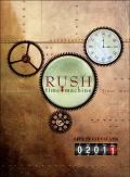 タイム・マシーン・ツアー 2011:ライヴ・イン・クリーヴランド / ラッシュ 【Blu-ray】