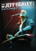 ライヴ・イン・ベルギー / ジェフ・ヒーリー・バンド【初回限定盤DVD+CD】