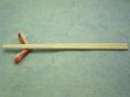 8寸元禄 白樺(並) 21cm 100膳
