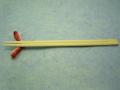 8寸竹箸 丸 21cm 100膳