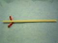 9寸竹箸 天削 24cm 100膳
