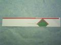 箸袋 8寸サイズ おもてなし緑 10,000枚