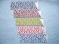 箸袋 ハカマサイズ 唐草(からくさ)アソート 5色各2,000枚 10,000枚