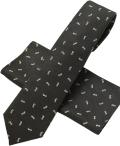 ネクタイ タツ(ブラック)