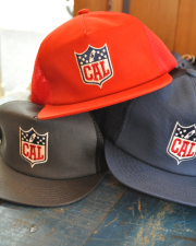 STANDARD CALIFORNIA (スタンダードカリフォルニア) SD CAL Shield Logo M.Cap
