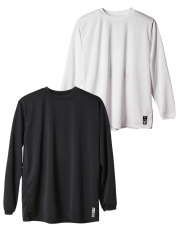 STANDARD CALIFORNIA (スタンダードカリフォルニア) Tech Dry Daily First Layer Long Sleeve T / DLS L