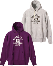 STANDARD CALIFORNIA (スタンダードカリフォルニア) CHAMPION × Standard California Reverse Weave Hood Sweat