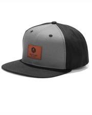 WOLFGANG MAN & BEAST (ウルフギャング) Greyscale Snapback Hat