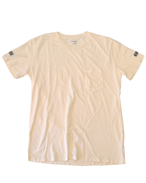"Quality Peoples (クオリティーピープル) ""PARADISE HEAVEN"" Pocket T"