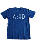 【MADE IN USA】ALMOND SURFBOARDS (アーモンドサーフボード) ALMOND TEE/アーモンドT
