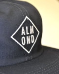 【MADE IN CALIFORNIA】ALMOND SURFBOARDS (アーモンドサーフボード)DIAMOND PATCH  HAT