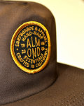 【MADE IN CALIFORNIA】ALMOND SURFBOARDS (アーモンドサーフボード)DUSK HAT