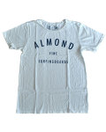 【MADE IN USA】ALMOND SURFBOARDS (アーモンドサーフボード) LOGO TEE/ロゴT