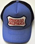 20%OFF SD LOGO DENIM MESH CAP