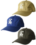 STANDARD CALIFORNIA (スタンダードカリフォルニア) SD CA Twill Baseball Cap