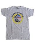 【MADE IN USA】SEE SEE MOTOR COFFEE CO. (シーシーモーターコーヒー) CHAMPION TEE / チャンピオンT