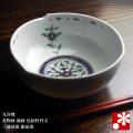 九谷焼 煮物鉢 色絵牡丹文 三浦晃禎 銀泉窯(WAZAHONPO-ginsen04)