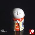 九谷焼 お地蔵様 盛(高さ10cm)(WAZAHONPO-41826)